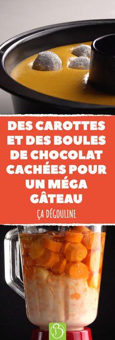 Voici une recette de carrot cake avec un petit plus : du chocolat ! Après avoir goûté ce gâteau, il deviendra votre dessert préféré !  #recette #recettes #gateau #gateaux #dessert #dessert #carotte #carottes #carrotcake #cuisine #cuisiner #anniversaire