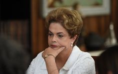 Dilma Rousseff said that she refuses to participate in the 2016 Rio Olympic Games opening ceremony.