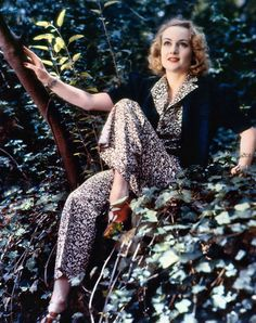 Carole Lombard -  Mother's favorite star!