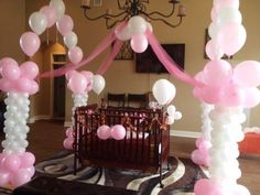 Amazing cradle ceremony decoration ideas for all your events. images for cradle decoration for naming ceremony from Quotemykaam catalogue. Cradle Decoration, Romantic Room Decoration, Welcome Home Decorations, Diy Birthday Decorations, Diwali Decorations, Birthday Ideas, Naming Ceremony Decoration, Ceremony Decorations, Baby Shower Balloon Decorations