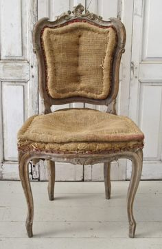 Old French chair