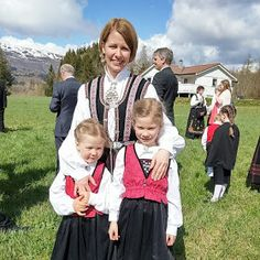 Hello all, Today I will cover the last province of Norway, Hordaland. This is one of the great centers of Norwegian folk costume, hav. Folk Costume, Costumes, Traditional Outfits, Norway, Culture, Embroidery, Couple Photos, Bergen, Vest