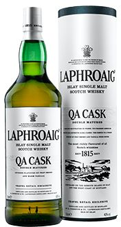 Laphroaig Single Malt Whisky - QA Cask
