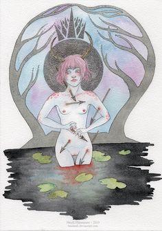 Prey by Heidieeh.deviantart.com on @deviantART
