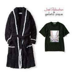 ジェラート ピケ×ジョエル・ロブション、クリスマス向けルームウェアが登場 | ニュース - ファッションプレス