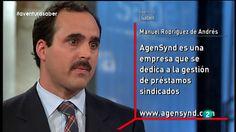Nuevo capítulo #ConstruyeTuEmpresa donde el emprendedor Manuel Rodríguez de Andrés nos cuenta como creó su empresa, dedicada a la gestión de préstamos sindicados, algo novedoso en nuestro país: http://www.rtve.es/alacarta/videos/la-aventura-del-saber/aventura-del-saber-arturo-heras-empresa-manuel-rodriguez-andres-agencia-creditos-sindicados-agensynd/2899244/