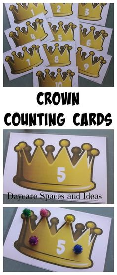 Practice 1:1 correspondence with this counting activity
