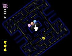 """""""Not Pacman"""" by Anton Gladkoborodov"""