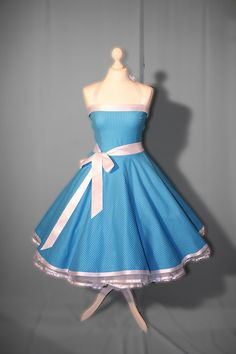 50th dress by 123dress on Etsy