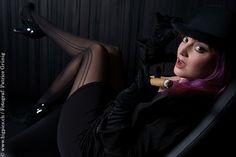 Fotoshooting im Studio www.bigpics.ch  (Rauchen ist ungesund)