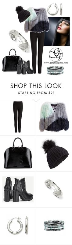 """Chic by GenerousGemms.com"" by generousgems ❤ liked on Polyvore featuring Joseph, Florence Bridge, Louis Vuitton and Miss Selfridge"