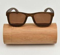 Fashion bamboo polarized sunglasses popular new Women Men Brand Designer sunglasses cr39