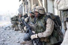 Door-to-door warfare was the hallmark of the Marines successful Second Battle of Fallujah, Opertion Phantom Fury. Image: U.S. Military