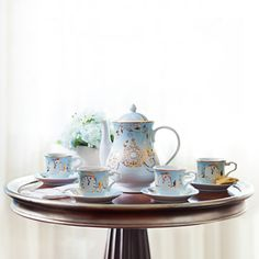Cinderella Limited Edition Tea Set