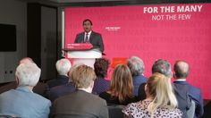 Avinash Persaud explains Labour's Robin Hood Tax policy
