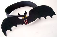 Ideias Giras: Bat bracelete