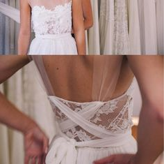 Loren | Grace Loves Lace I feel like this is destined to be my wedding dress, the model name is actually Loren