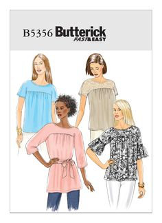 B5356 | Butterick Patterns