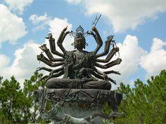 Splendid China Amusement Park in Kissimmee, Florida