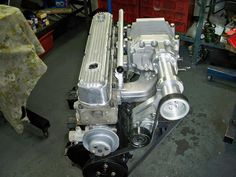 Holden 6 cylinder performance manifolds and engine parts | Aussiespeed Street & Racing Products Australia
