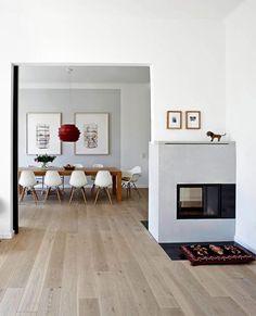 Stadthaus dreimal umgebaut: Weniger Wände - mehr Offenheit