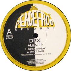 DBX - Alien EP