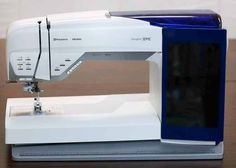 Tune this week for Elaine Theriault's sewing machine review of the Husqvarna Viking Designer EPIC. We promise to impress!