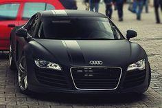 Trendy Luxury Cars For Women Audi Matte Black Ideas Aston Martin Vanquish, Pagani Zonda, Lamborghini Veneno, Audi R8 Noir Mat, Sexy Cars, Hot Cars, Maserati, Audi R8 Matte Black, Supercars