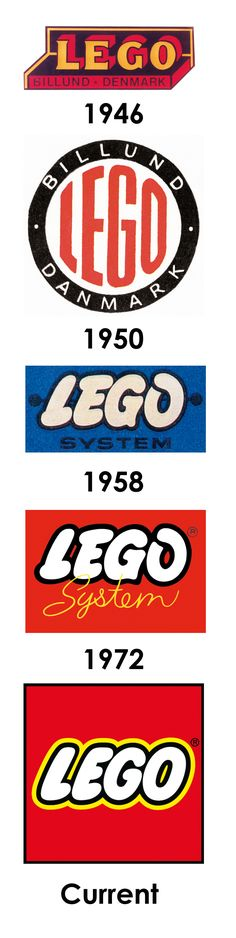 The last two LEGO logos on the bottom are where my head is at. Bubble letters, retro toy feel.