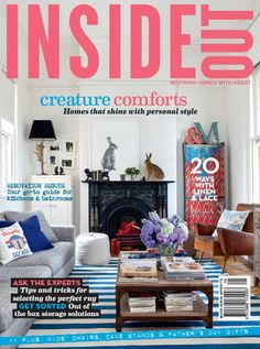 Inside Out magazine.