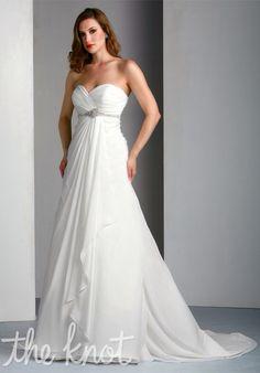 Wedding dress, The Knot