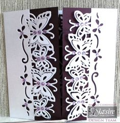A wide selection of high quality products from Card Deco. Fancy Fold Cards, Folded Cards, Pretty Cards, Cute Cards, Handmade Birthday Cards, Greeting Cards Handmade, Crafters Companion Cards, Embossed Cards, Marianne Design