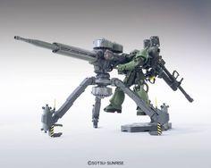 HGGT 1/144 MS-06 ZAKU II + BIG GUN SET [Gundam Thunderbolt Ver.]: Just Added No.19 NEW AMAZING Big Size Official Images, Full Info http://www.gunjap.net/site/?p=296343