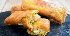 Vídeo receta de los rollitos de primavera | Cocina