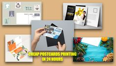 Cheap Postcards Printing in 24 Hours - Cheap Printing Deals Cheap Postcards, Postcard Printing, Printing Services, Effort, Advertising, Strong, Business, Prints, Store
