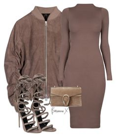 """""""Untitled #3251"""" by breannamules ❤ liked on Polyvore featuring Gucci and Monika Chiang"""