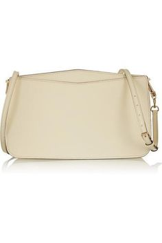 Manzoni textured-leather shoulder bag #accessories #women #covetme #valextra Direction: