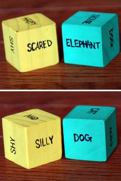 This emotional animals game helps teach kids about big emotions. They roll the dice, then act out the animal feeling that emotion. What a fun idea! by audrey Emotions Game, Feelings Games, Emotions Preschool, Emotions Activities, Feelings And Emotions, Fun Activities For Kids, Therapy Activities, Play Therapy, Esl Games