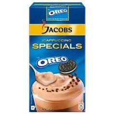 Jacobs Cappuccino Specials Oreo 10 x 22g: 2,99 €