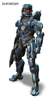 Halo 4 at IGN: walkthroughs, items, maps, video tips, and strategies Cyberpunk, Soldado Universal, Combat Suit, Halo Armor, Halo Spartan, Tactical Armor, Halo Game, Futuristic Armour, Futuristic Robot