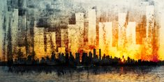 PHOA0135c folio Vancouver FotoGrafika urban abstract highrises in graphite Vancouver golden sunset -8051--8