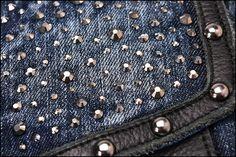 Denim Shoulder Bags, Wallet, Store, Fashion, Moda, Fashion Styles, Larger, Fashion Illustrations, Purses