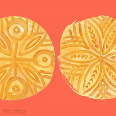 Sarah Ferone Illustration + Design | Day 10 of #holidaycookiedraw2015 –Pizzelle  I had to draw this Italian cookie. They are wafer thin with a delightful pattern pressed into the surface.A friend's mom makes these. Yum!  And that's it! I hope everyone has a fantastic holiday and new year. I wish you the best!