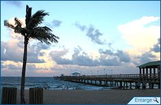 Anglin's Fishing Pier, Ft Lauderdale, FL  done a fair share of fishing off this pier