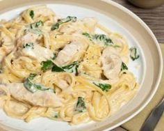 One pot pasta light dinde et épinards : http://www.fourchette-et-bikini.fr/recettes/recettes-minceur/one-pot-pasta-light-dinde-et-epinards.html