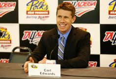 Carl Edwards - Talladega Superspeedway - Day 3