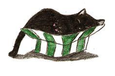Yoruichi-Cat by Sztanik