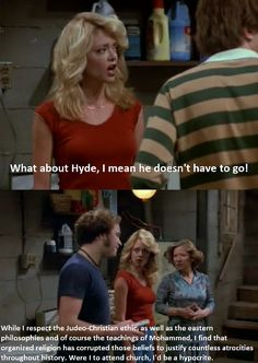 Oh Hyde, how I loved you so much