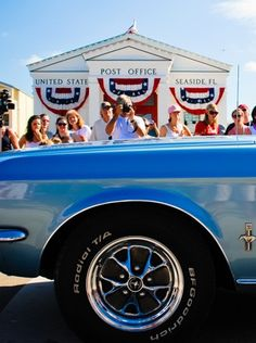 4th of july Parade ~ Seaside, Florida · 30A · 30-A · Santa Rosa Beach, FL · South Walton · SOWAL