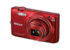 Nikon COOLPIX S6800 16 MP Wi-Fi CMOS Digital Camera with 12x Zoom NIKKOR Lens and 1080p HD Video (Red) (Certified Refurbished) Nikon http://www.amazon.com/dp/B0108L8WFK/ref=cm_sw_r_pi_dp_nRHuwb0W82TQF